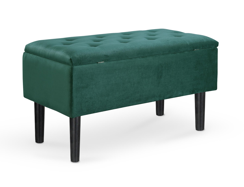 CLEO lavice tmavé zelená