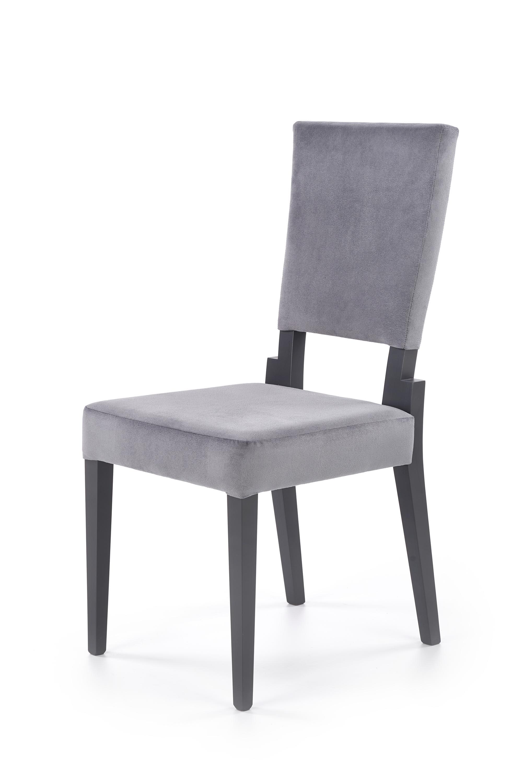 SORBUS jedálenská stolička, grafit / šedá