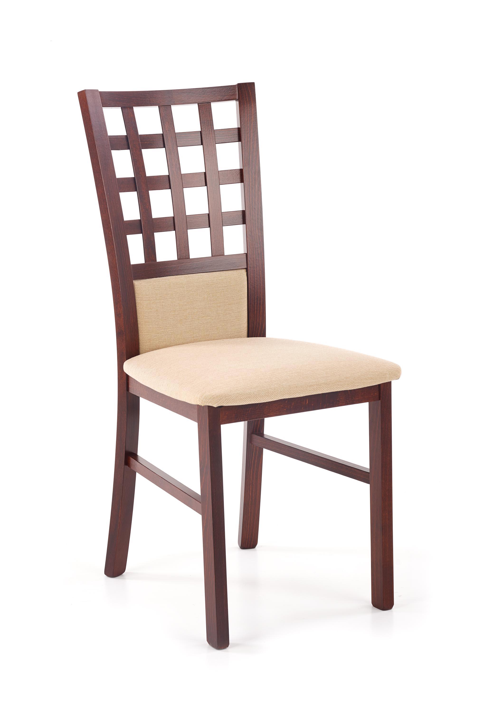 GERARD3 jedálenská stolička tmavý orech / Inari 45