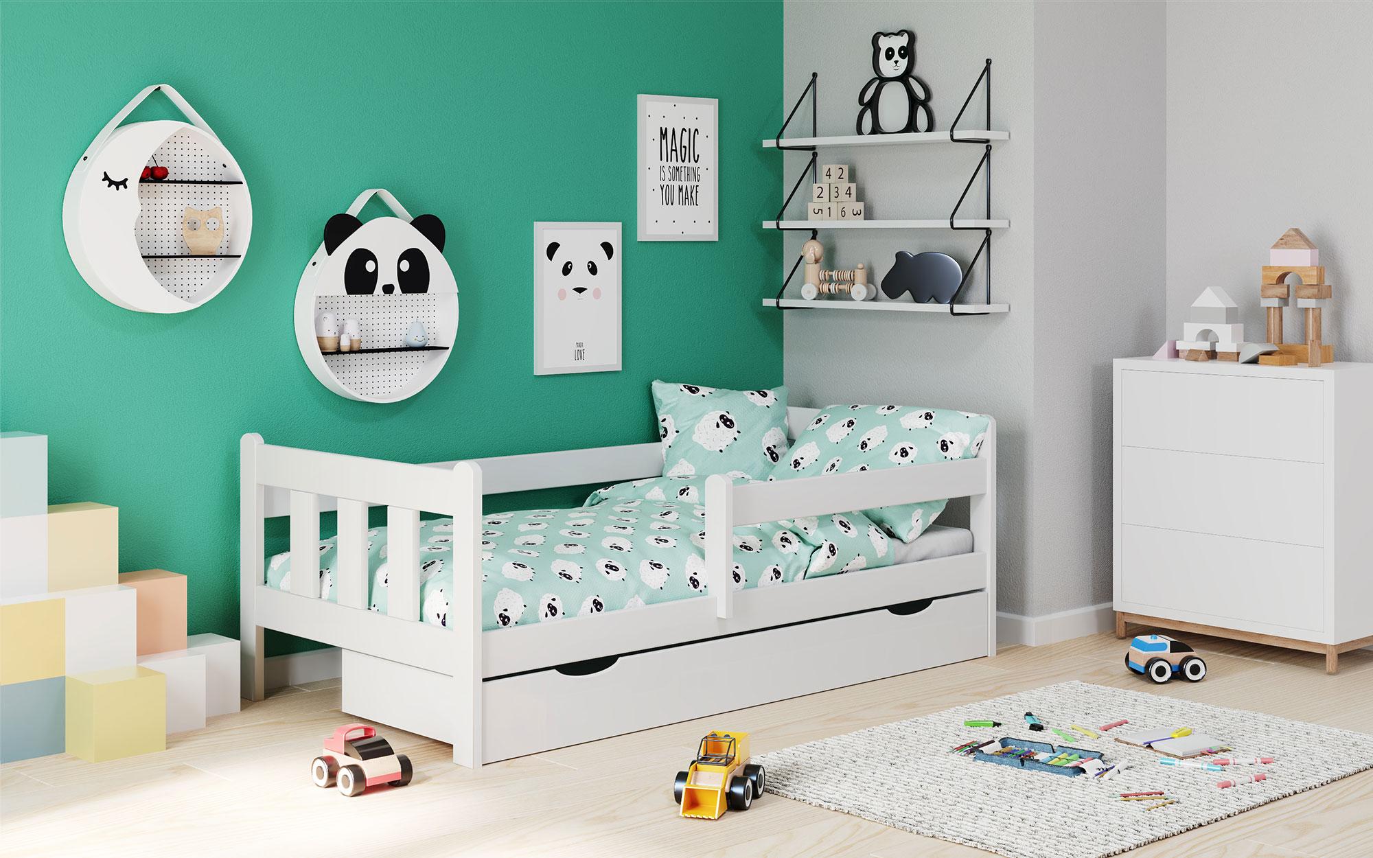 MARINELLA biela posteľ