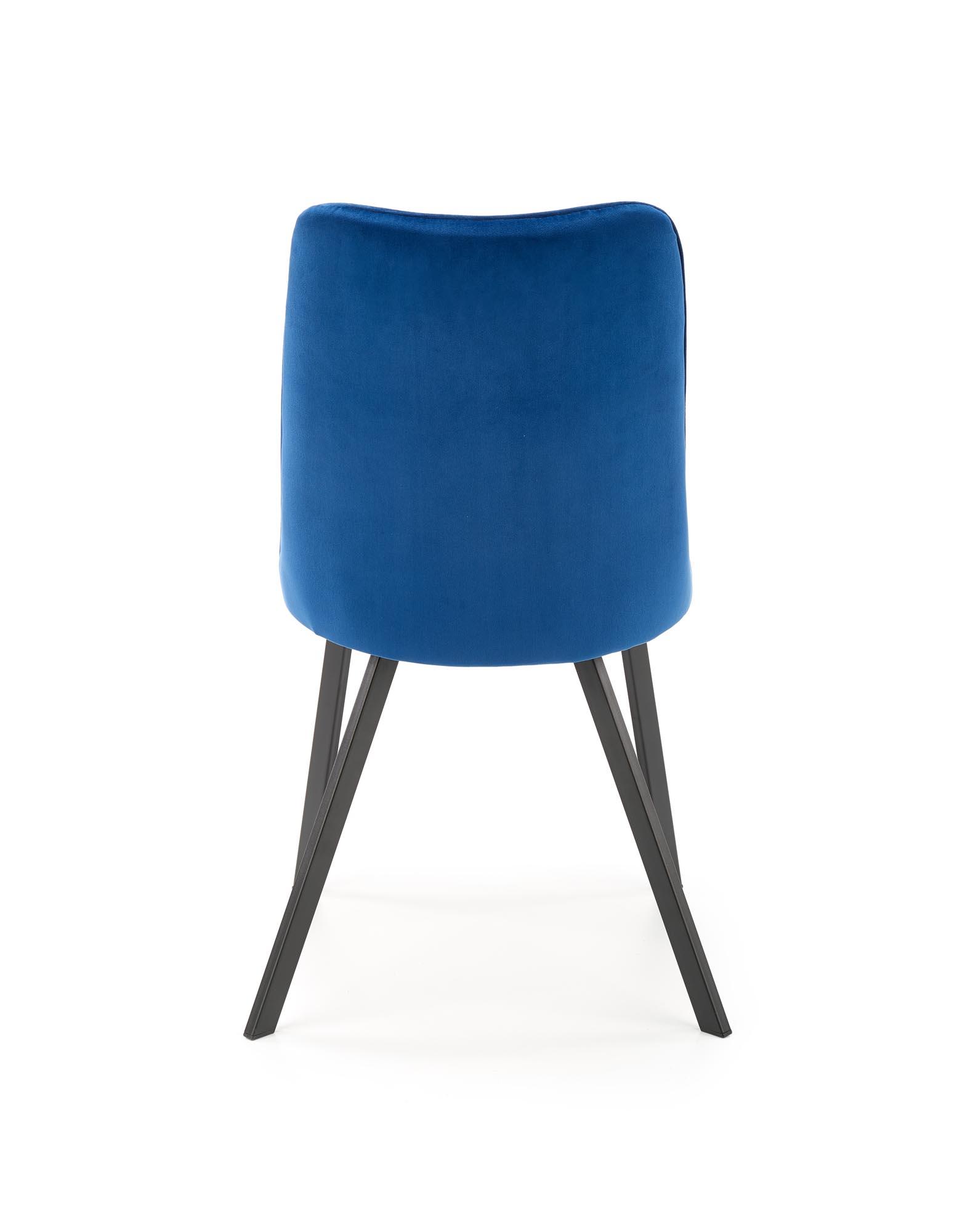 K450 stolička granátová