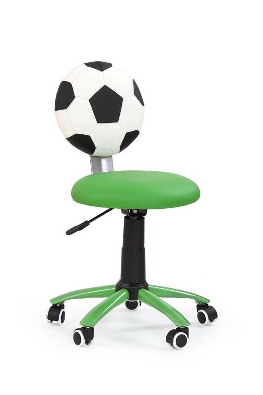 GOL detská stolička zelená