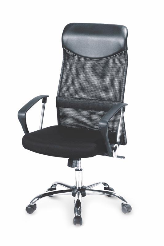 VIRE kancelárska stolička čierna