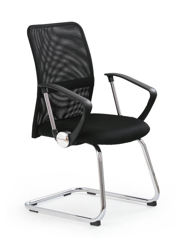 VIRE SKID kancelárska stolička čierna