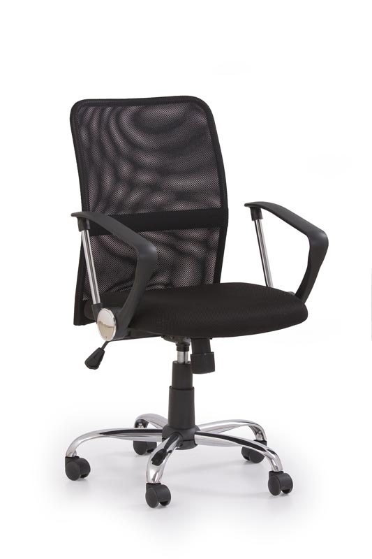 TONY kancelárska stolička čierna