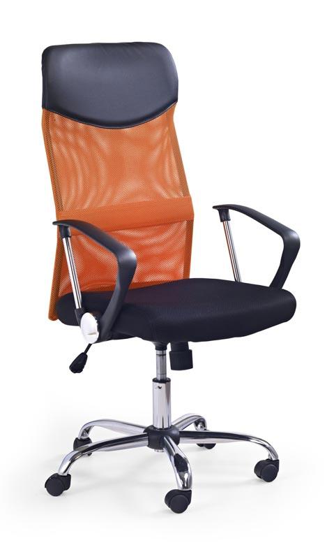 VIRE kancelárska stolička pomaranč
