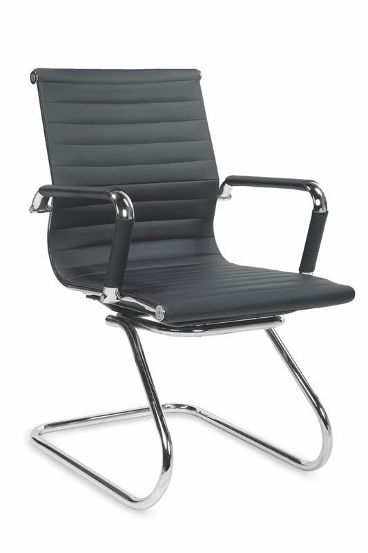 PRESTIGE SKID kancelárska stolička čierna