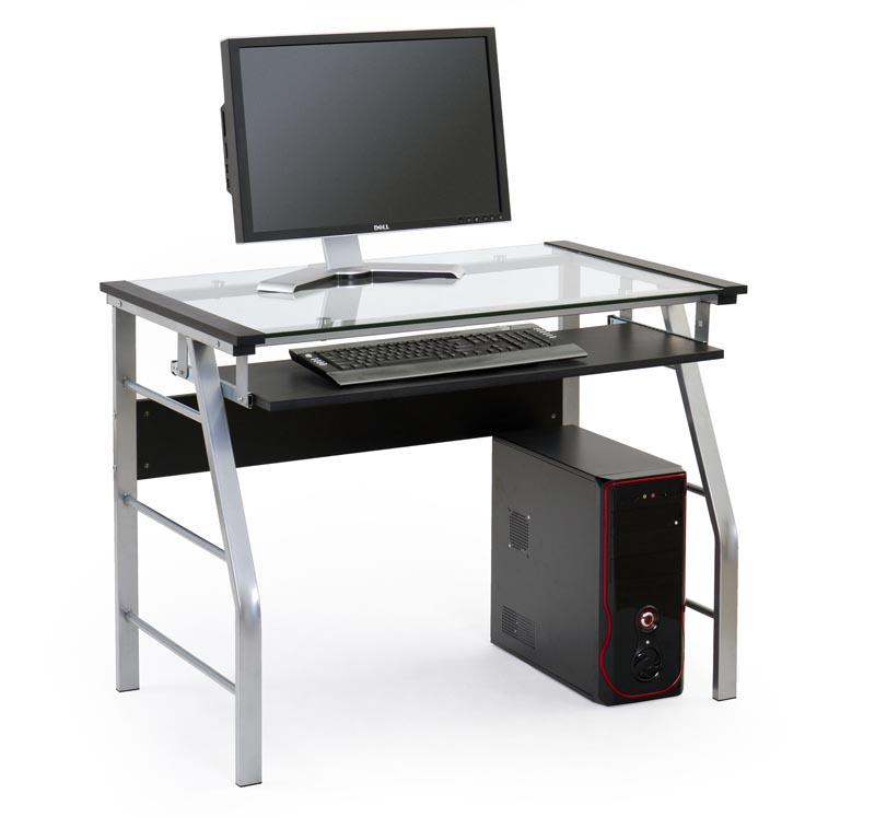 B18 PC stôl čierna