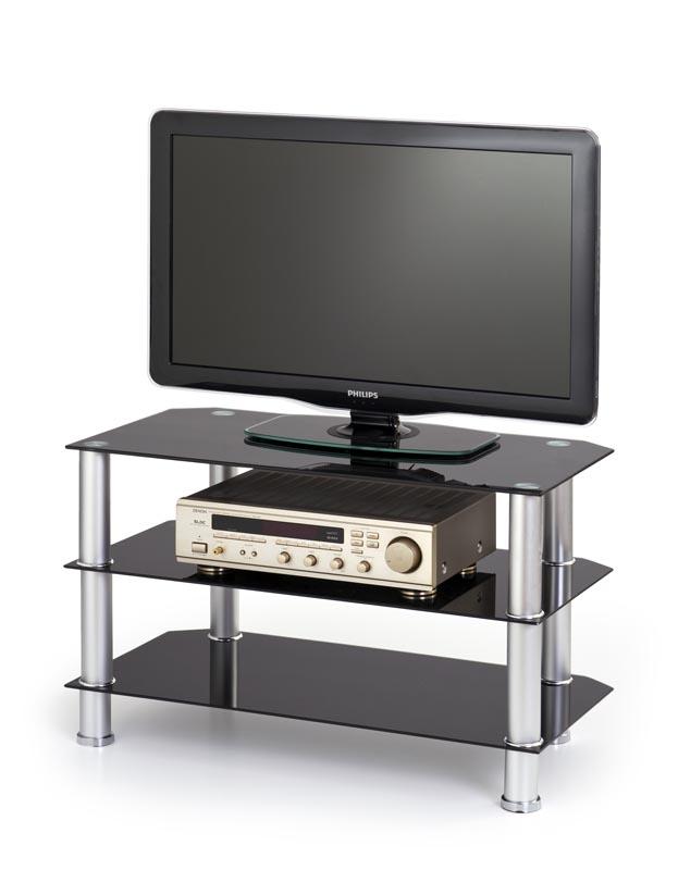 RTV21 stolík TV čierny
