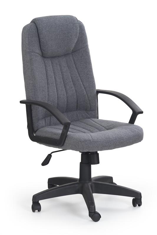 RINO kancelárska stolička šedá