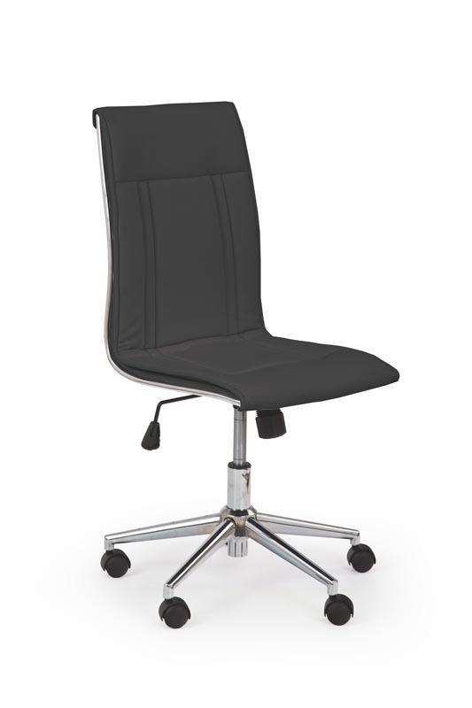 PORTO kancelárska stolička čierna