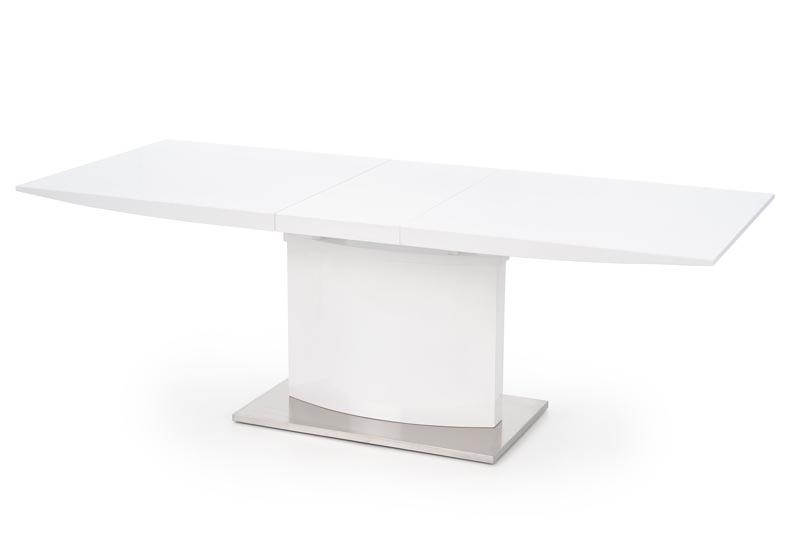 MARCELLO rozkladací stôl biela