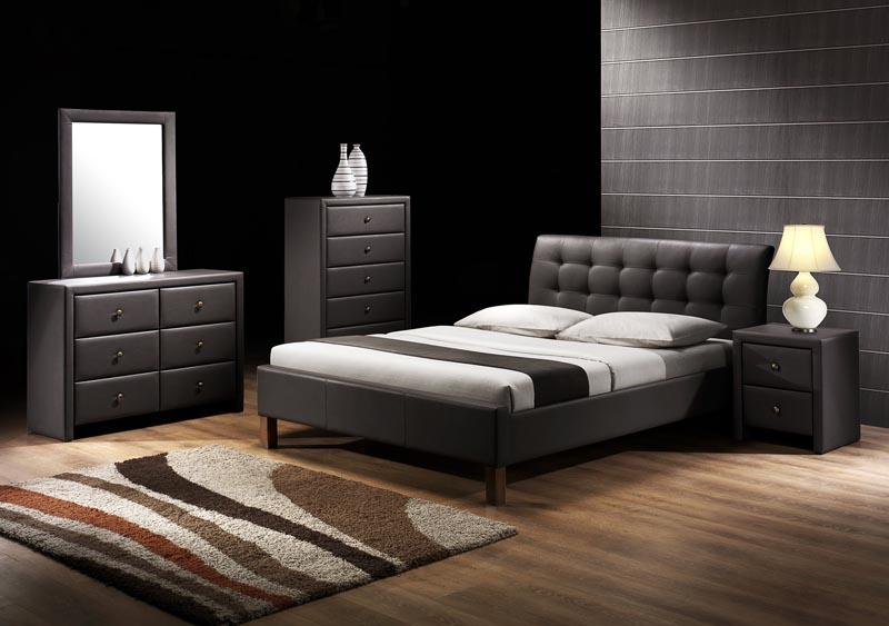 SAMARA postel čierna