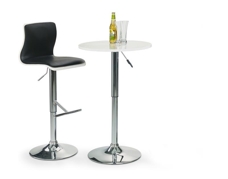 Barový stolík SB1 biela