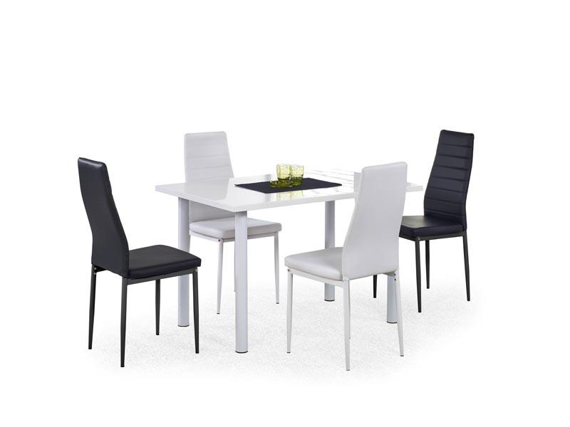 ADONIS stôl biely