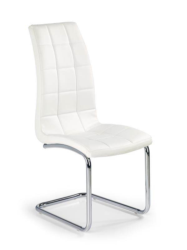 K147 stolička biela