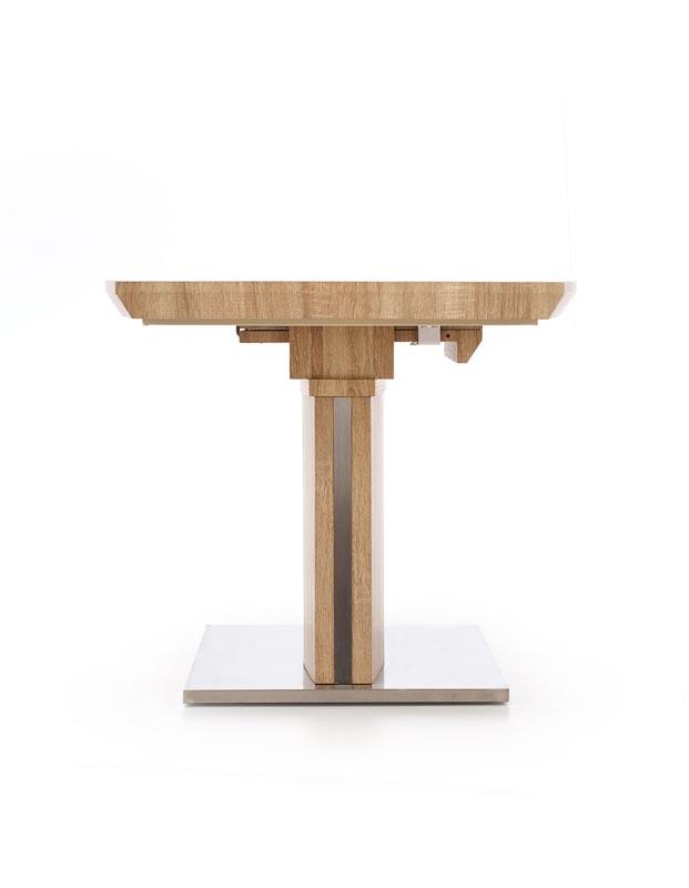 RAFAELLO rozkladací stôl dub sonoma