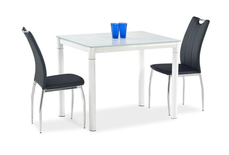 ARGUS stôl mliečny/biely