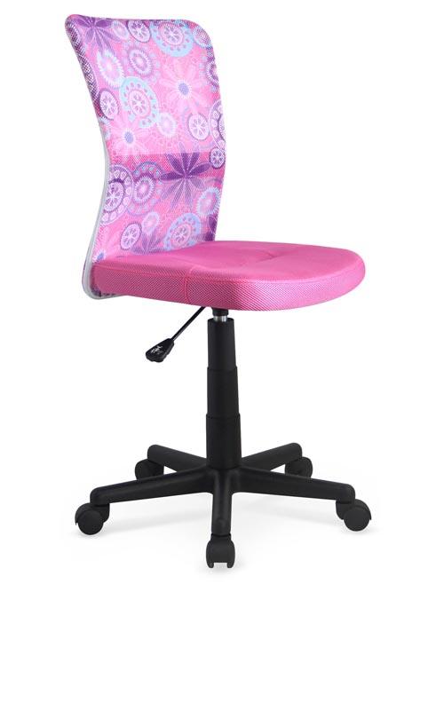DINGO detská stolička ružová