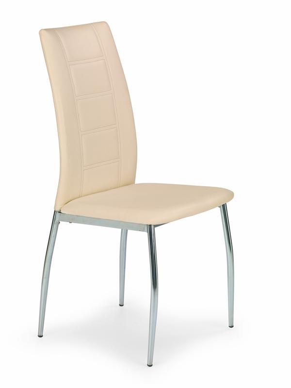 K134 stolička béžová