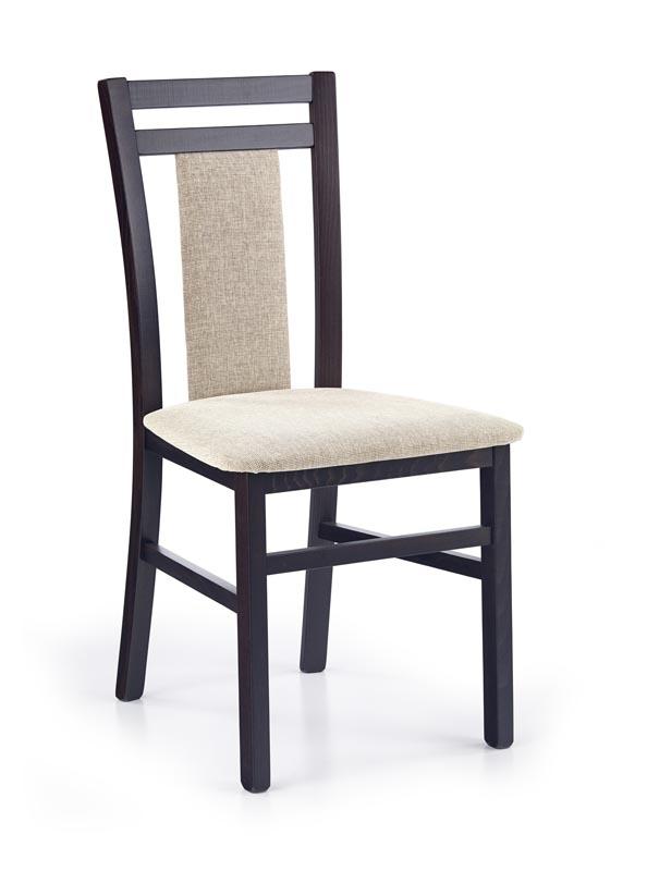 HUBERT8 stolička wenge / tap: Vila 2