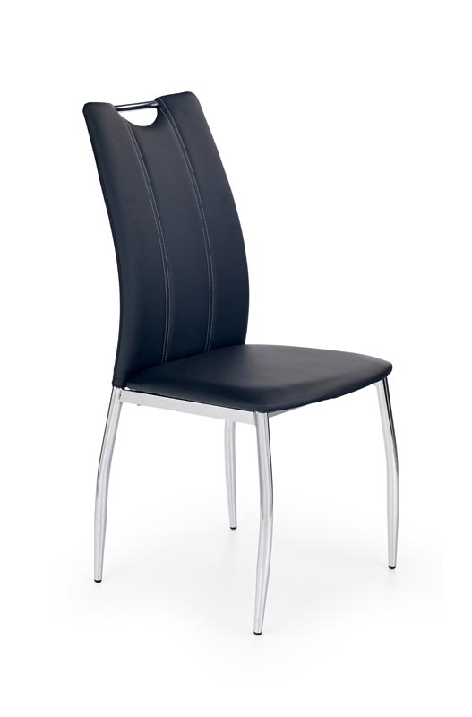 K187 stolička čierna