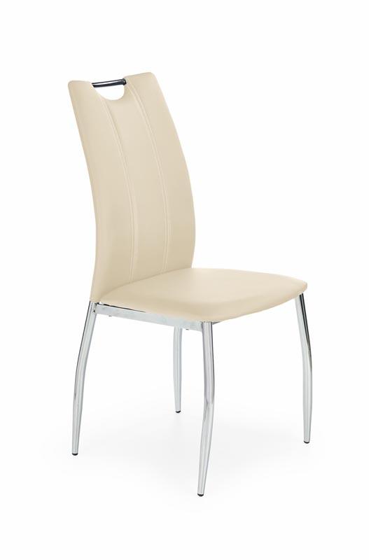 K187 stolička béžová