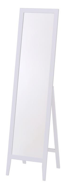 LS1 zrkadlo biele
