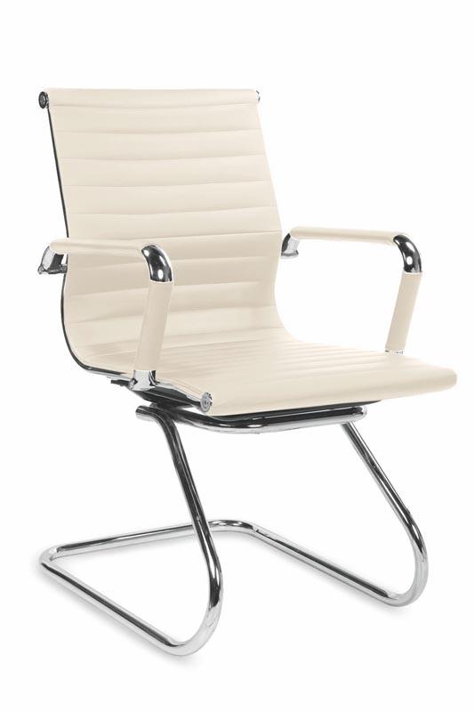 PRESTIGE SKID kancelárska stolička krémová