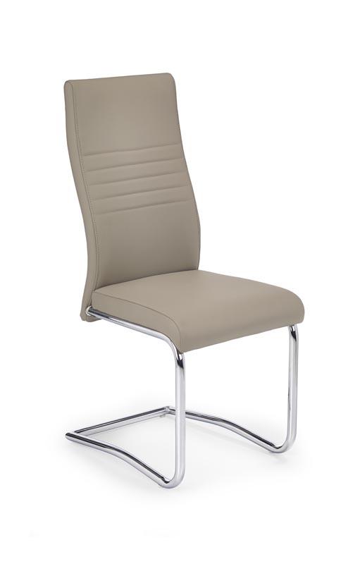 K183 stolička cappuccino
