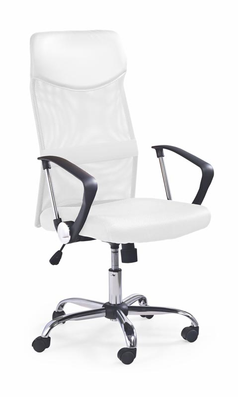 VIRE kancelárska stolička biela