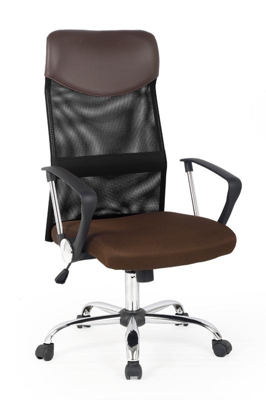 VIRE kancelárska stolička hnedá