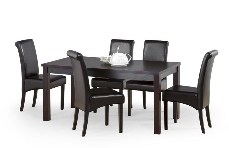 ERNEST 2 rozkladací stôl wenge
