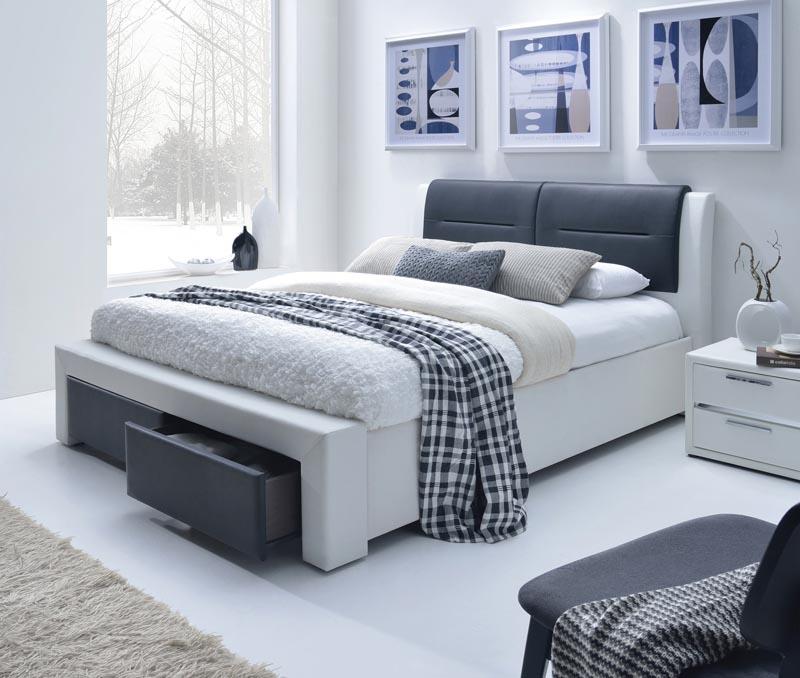 CASSANDRA S 160 cm manželská postel