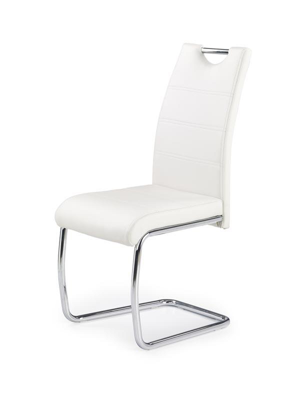 K211 stolička biela