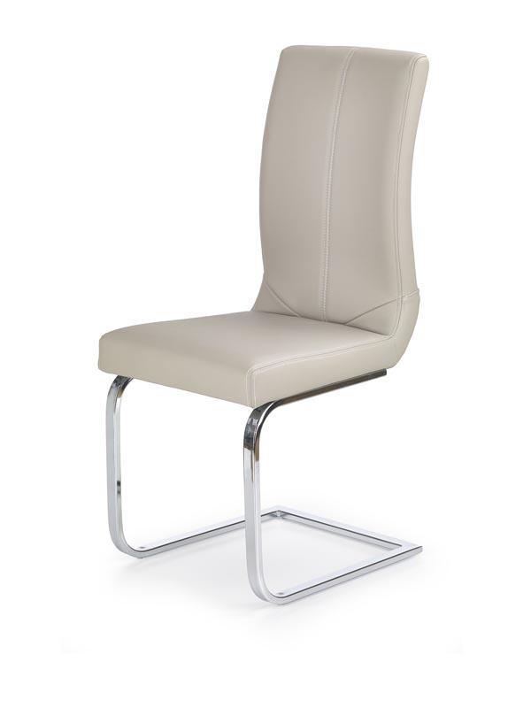 K219 jedálenská stolička, cappuccino