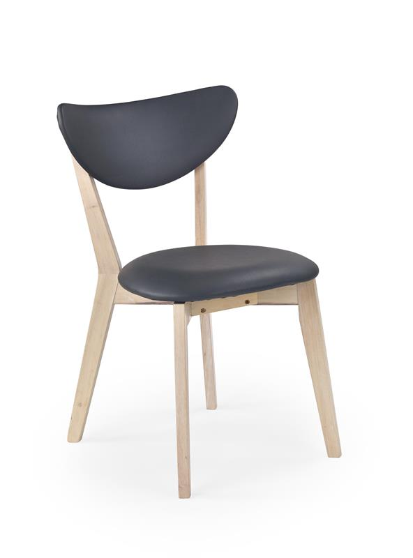 POLO stolička white wash / šedý