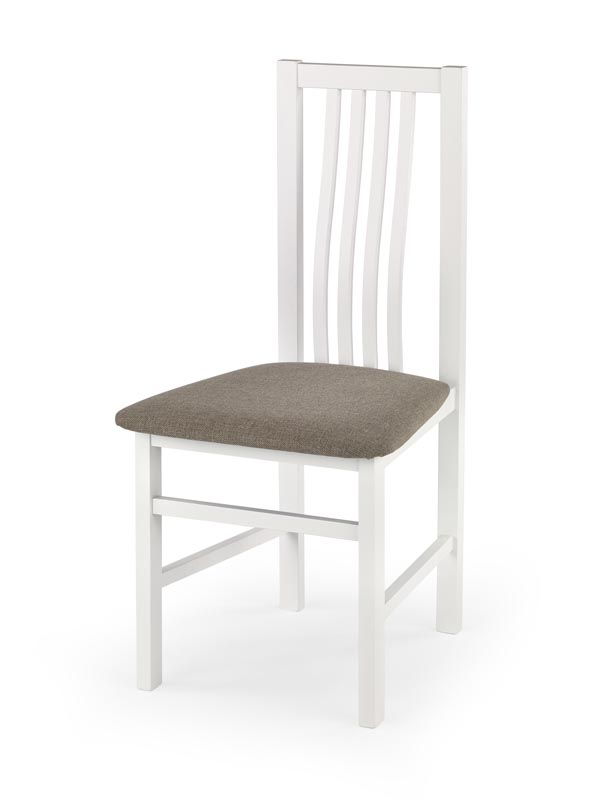 PAWEŁ stolička biela / tap: Inari 23