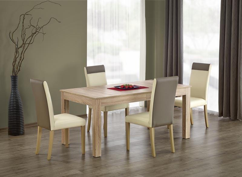 SEWERYN 160/300 cm stôl farba dub sonoma