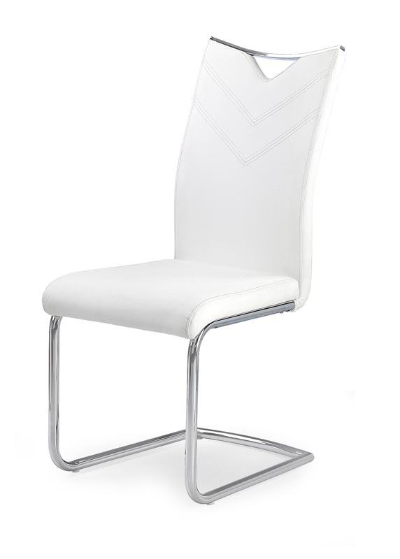 K224 stolička biela