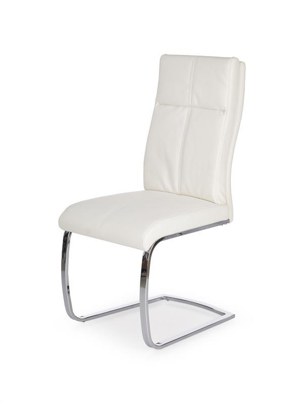 K231 stolička biela