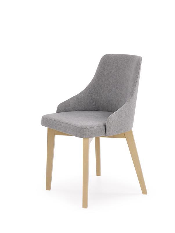 TOLEDO stolička dub sonoma / tap. Inari 91