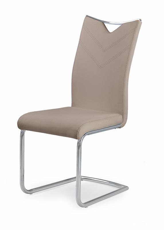 K224 stolička cappuccino