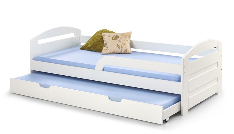 NATALIE 2 postel biela