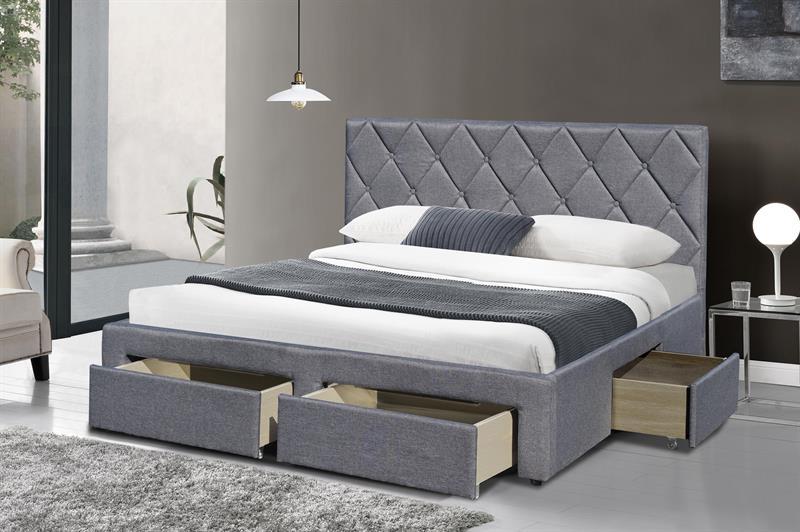 BETINIA posteľ so zásuvkami