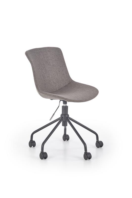 DOBLO kancelárska stolička, šedá - NA SKLADE!