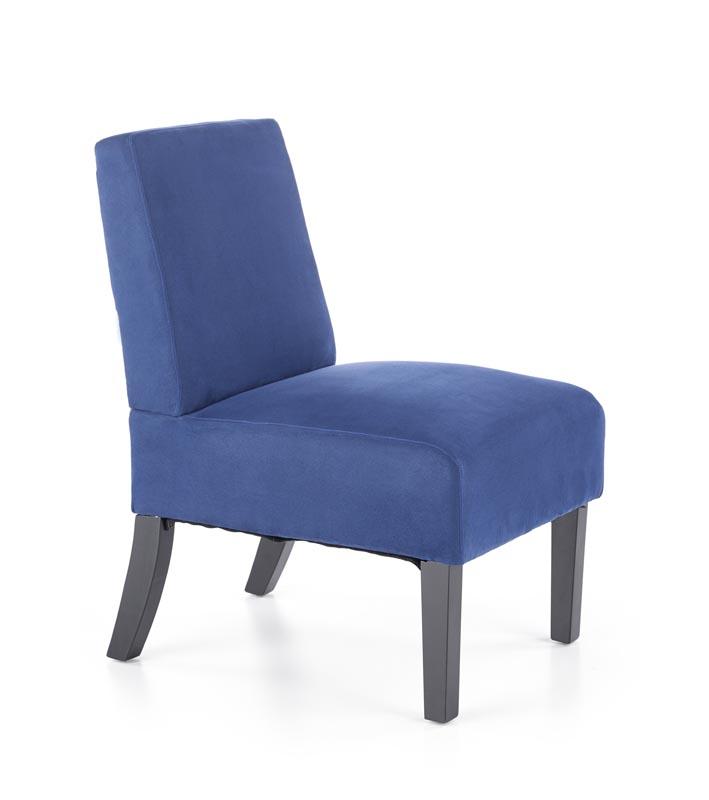 FIDO relaxačné kreslo, navy modrá