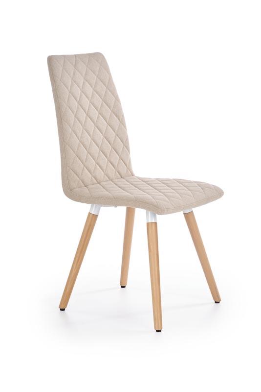 K282 jedálenská stolička, béžová