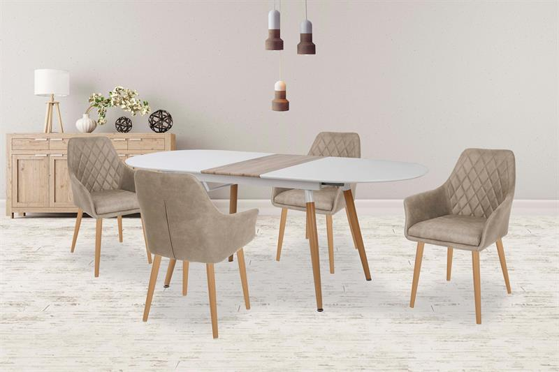 CALIBER rozkladací stôl