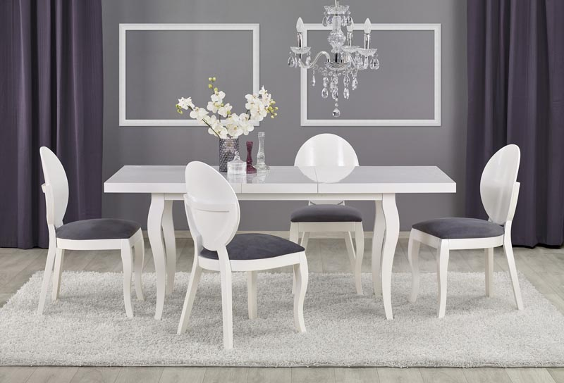 MOZART 160-240 rozkladací stôl